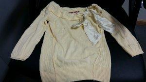 Miss Sixty Geribd shirt sleutelbloem