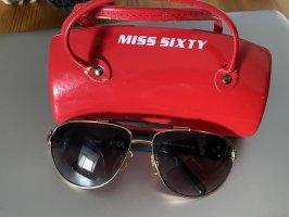 Miss Sixty Lunettes brun-vert foncé