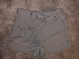 Missguided Shorts in grau, Gr. 34, NEU