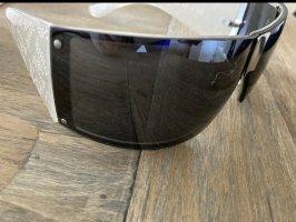 missioni Angular Shaped Sunglasses white
