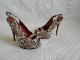 Missoni High Heel Sandalette