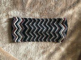 Missoni Headdress black-white mixture fibre