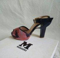 Missoni Riemchen-High Heel Sandalette Gr, 38