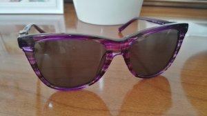 Missoni Lunettes de soleil angulaires bleu violet