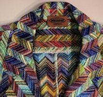 Missoni Unisex Blazer multicolored cotton
