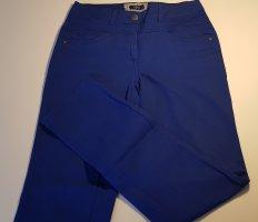 Cecil Jeansy z prostymi nogawkami niebieski