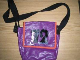 Mittelgroße, violette Handtasche  von Marc O'Polo