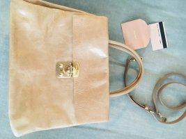 Miu Miu Bag, Tasche, Handtasche, beige, mit Echtheitszertifikat