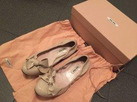 Miu Miu Ballerinas Gr. 37.5