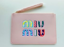 Miu Miu Clutch pink