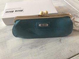 Miu Miu Mini sac turquoise
