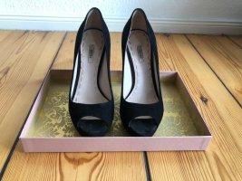 Miu Miu schwarze High Heels