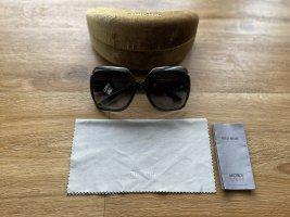 Miu Miu Square Glasses black