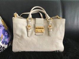 Miu Miu Handbag oatmeal leather