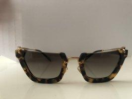 Miu Miu Glasses black brown