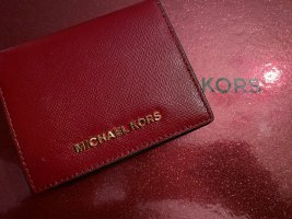 MK Michael Kors Brieftasche Tasche rot Geldbörse