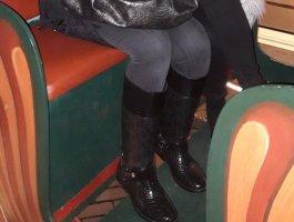 Michael Kors Cothurne noir