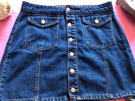 Pimkie Asymmetry Skirt dark blue