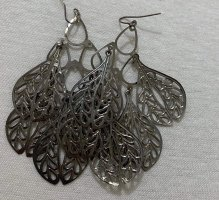Vintage Dangle silver-colored