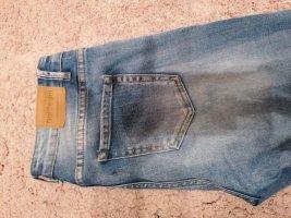 Jeans skinny blu pallido