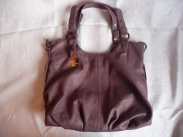Gabor Shopper grey violet imitation leather