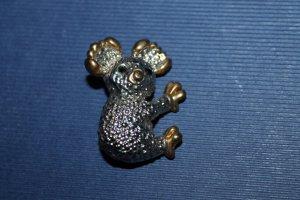 Modeschmuck Brosche Koala