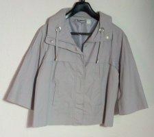Basic Line Marynarka koszulowa jasnoszary