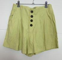 Mohito Hot pants verde chiaro-verde pallido