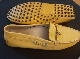 Mokassins yellow submarine