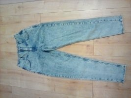 Primark Carrot Jeans blue mixture fibre