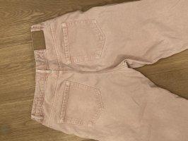Mom-Jeans Altrosa Zara
