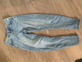 Takko Fashion Boyfriend Jeans light blue-slate-gray