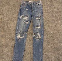 Mom Jeans neu Xs34