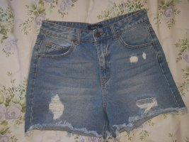 Mom Jeans Shorts