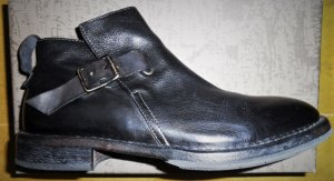 Moma Chelsea laarzen zwart