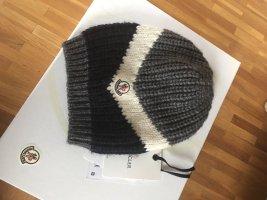 Moncler Mütze Wolle neuwertig
