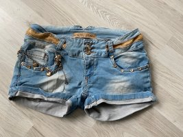 Monday  Premium Hot pants Jeans Shorts Strand Sommer M Jeans Used look