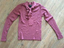 Monki Feinstrickpullover rosa Gr. XS Neu