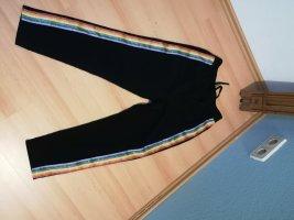 Monki Pantalon fuselé multicolore polyester