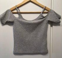Monki Shirt Crop Top Gr. XS (34/36) Street Gyaru Style