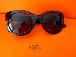 Monki Retro Glasses brown-black brown