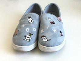 Moomin FILA Schuhe, Sneaker