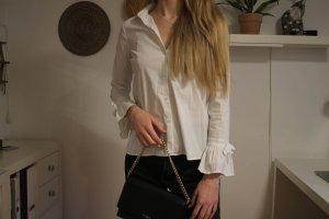 More & More Bluse mit Maschen