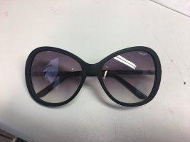 Morgan Sonnenbrille schwarz grau Silber