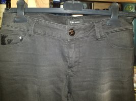 Mos Mosh Designer Hose Jeans Boho Glitzer d.g. wie Neu