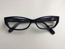 Moschino Bril donkerblauw