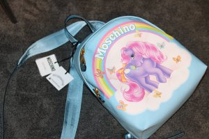 Moschino Coture My Little Pony Bag