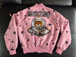 Moschino Bomber Jacket multicolored