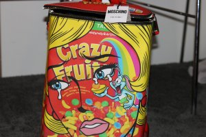 Moschino Couture Crazy Fruits Bag