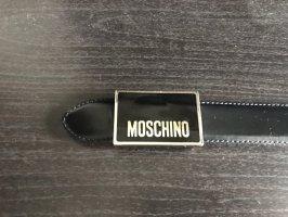 Moschino Waist Belt black-silver-colored